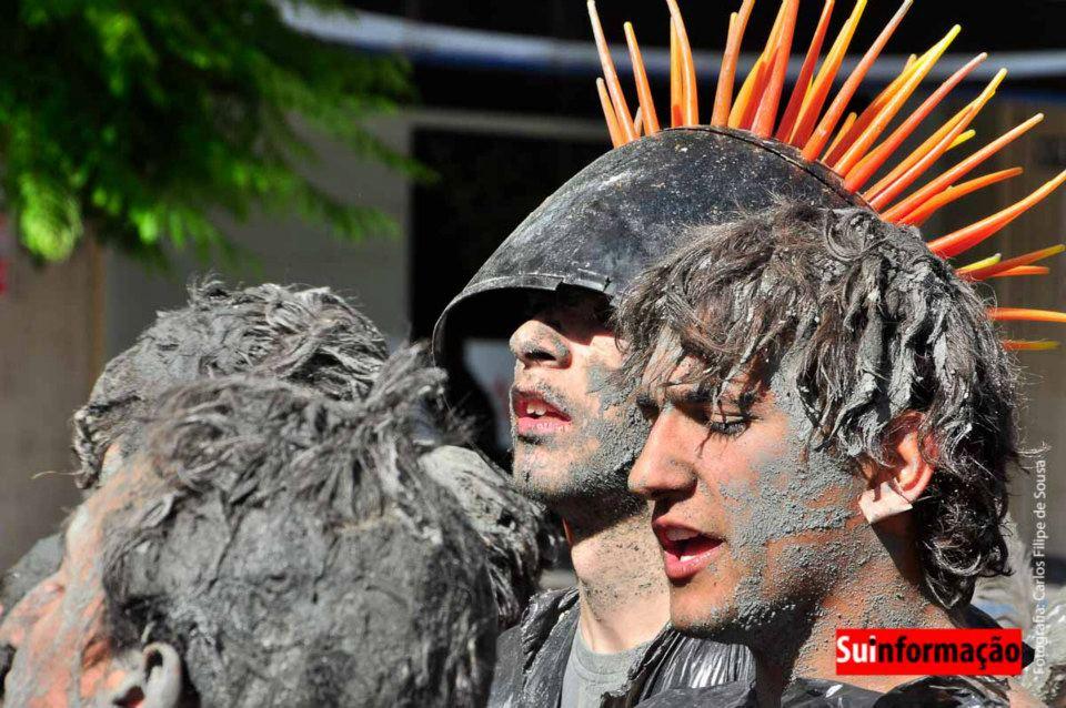 Desfile do Caloiro UAlg 2012