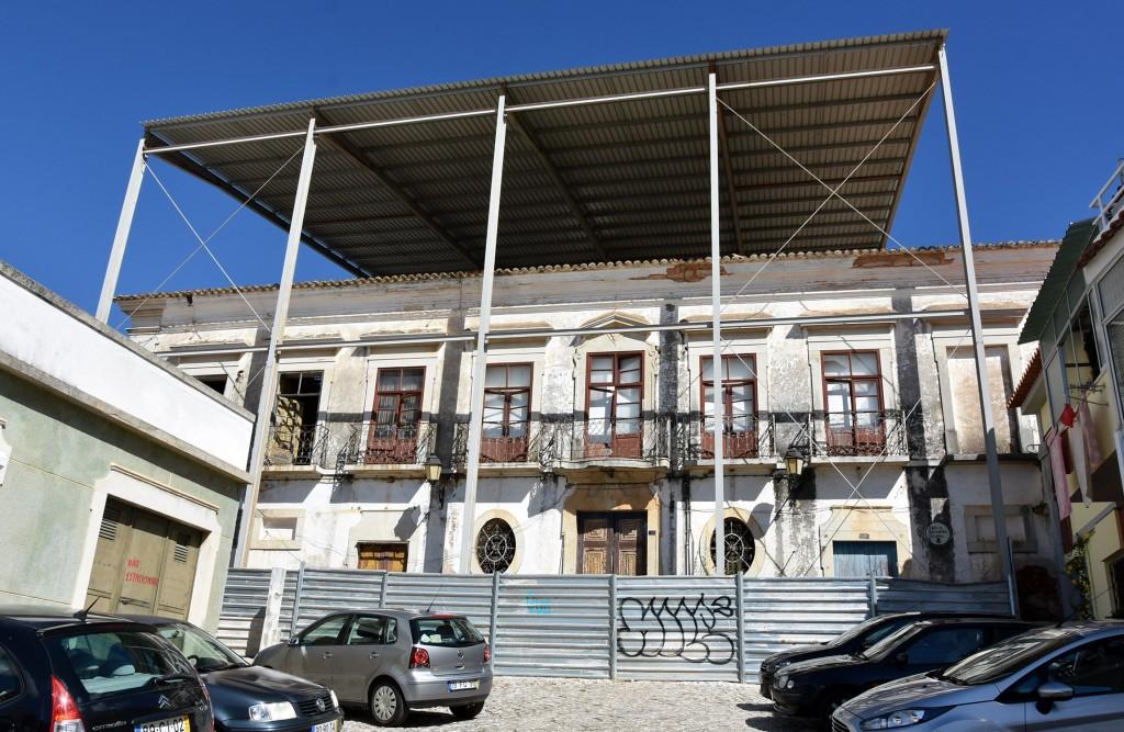 Edificio da Musica Nova Loulé CML - Mira