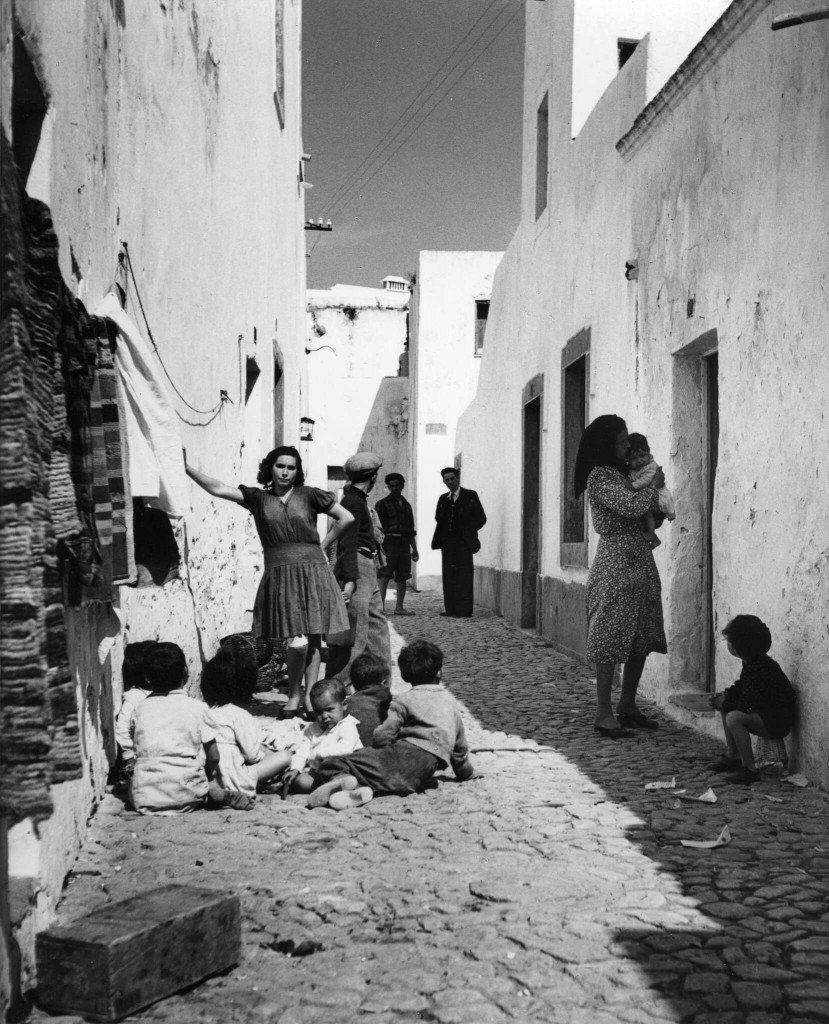 Olhão, pela objetiva de Artur Pastor | Arquivo Municipal de Lisboa