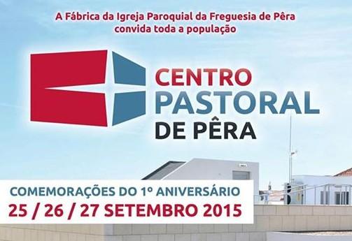 aniversario centro pastoral pera
