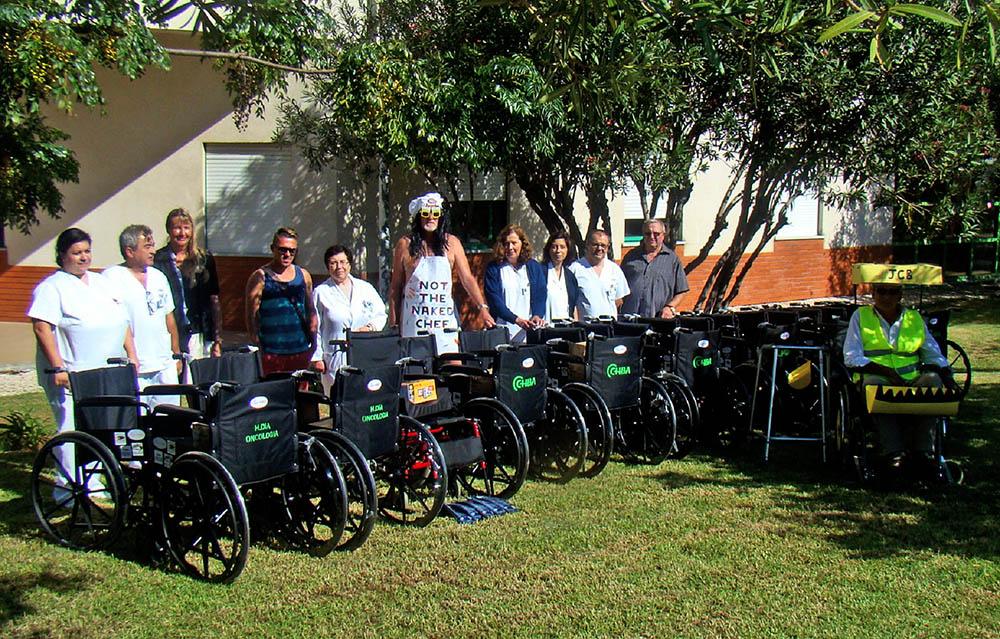 Charity Bar Walk Wheelchair Presentation October 22 2015 (1)