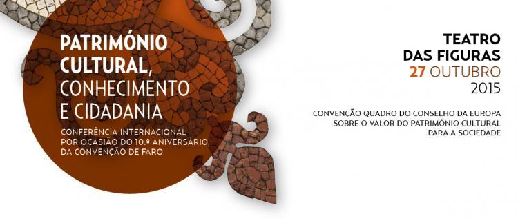 Conferencia Patrimonio cultural Faro