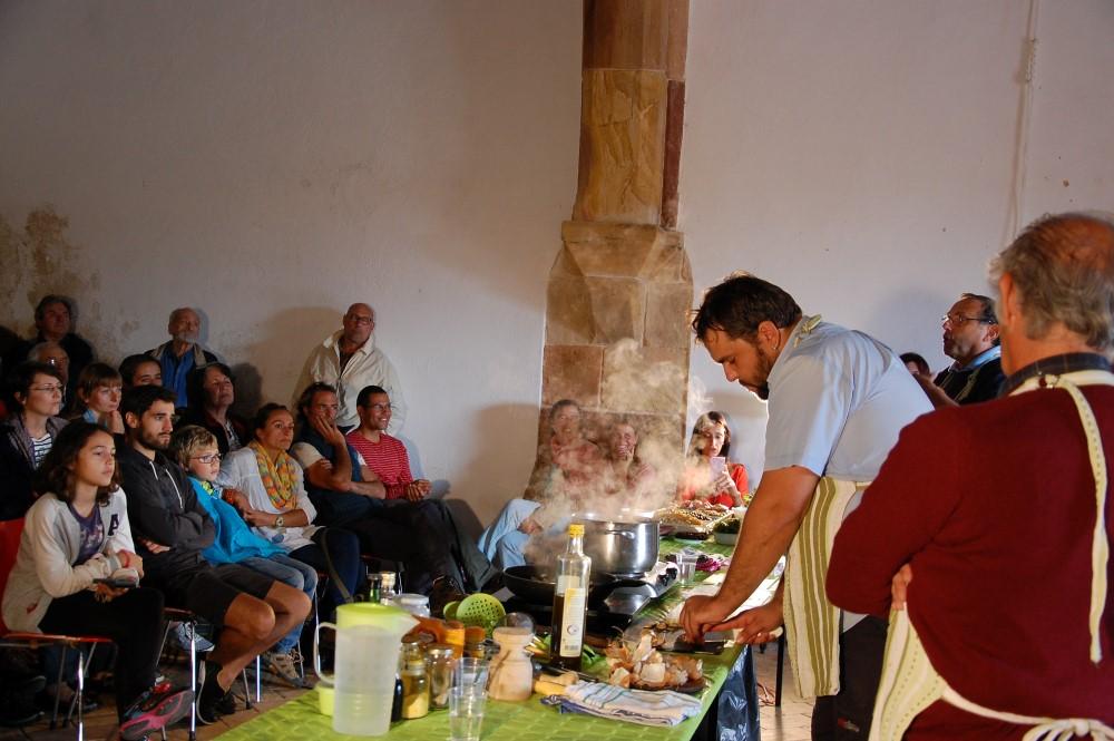 Cozinhando na Paisagem da Ermida de Guadalupe