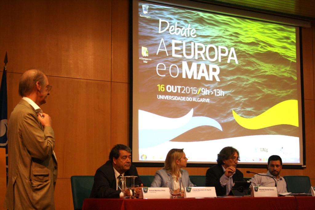 Debate A Europa e o Mar_1
