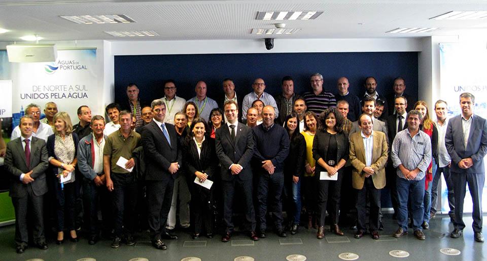 Grupo Bolsas de Estudo AdP 2015