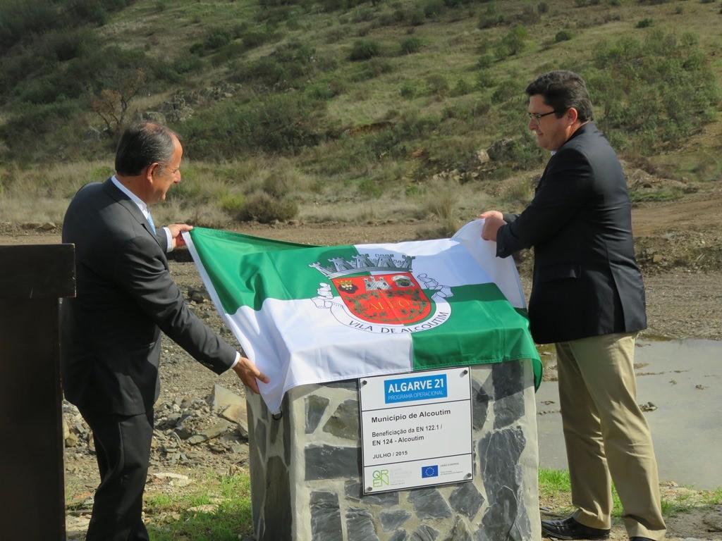 Inauguração ponte sobre a Ribeira da Foupana_2