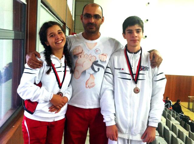 Karatecas Olhanenses conquistam Bronze em Paredes
