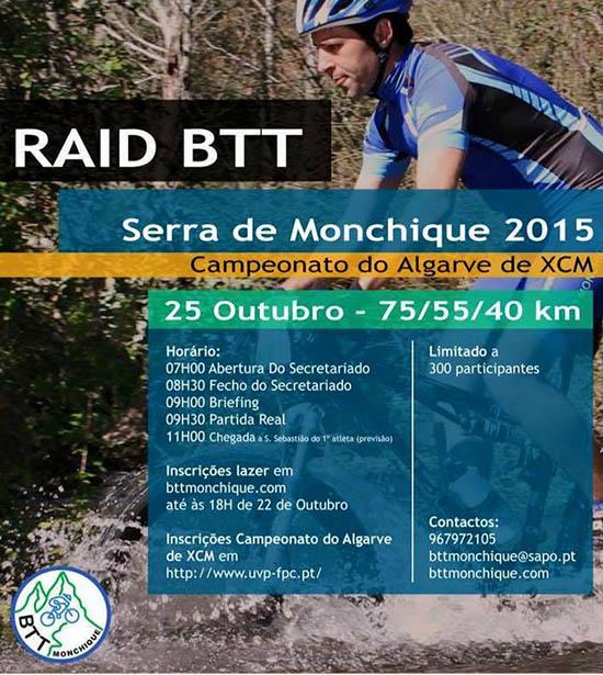 Raid BTT Serra de Monchique