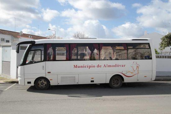 autocarro almodovar