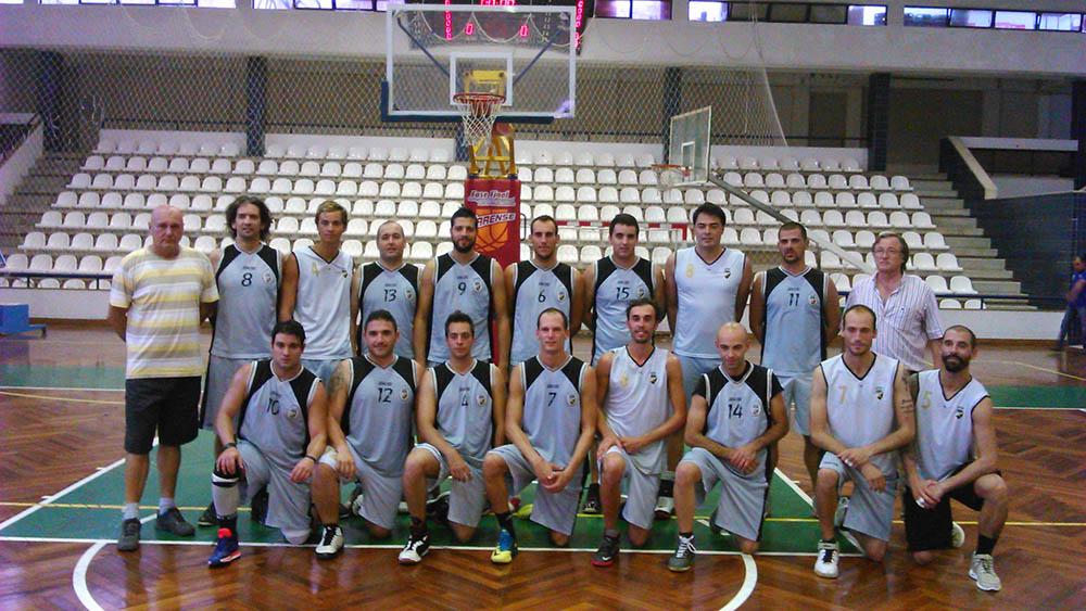 seniores basquetebol do Farense_2015_2016