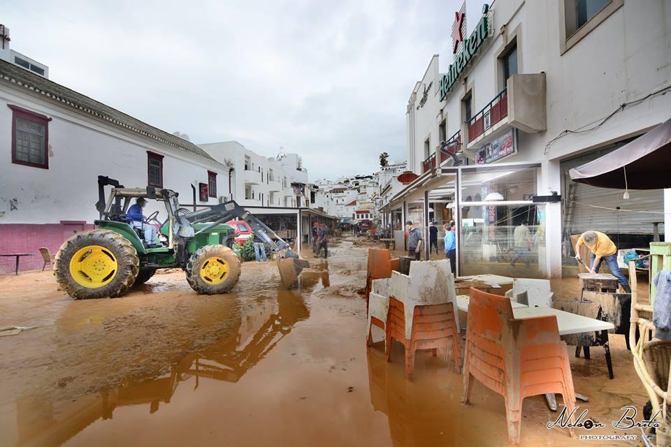 Albufeira_inundações_dia a seguir_nelson brito_30