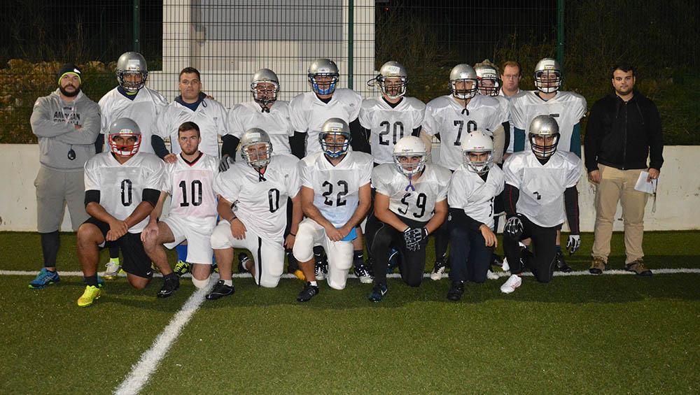 Algarve Pirates equipa