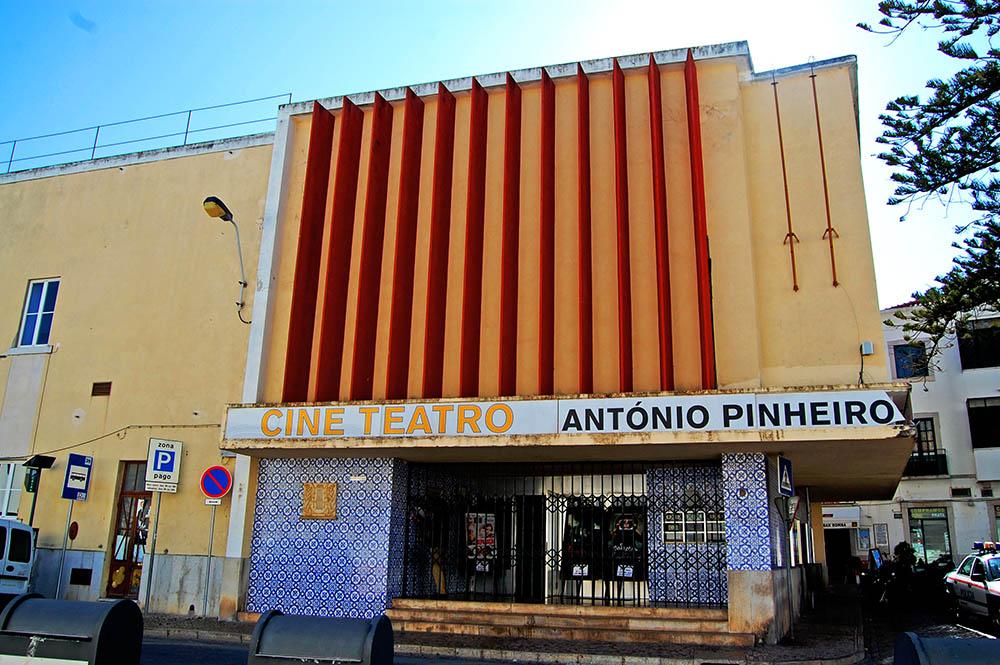 Cineteatro Antonio Pinheiro Tavira