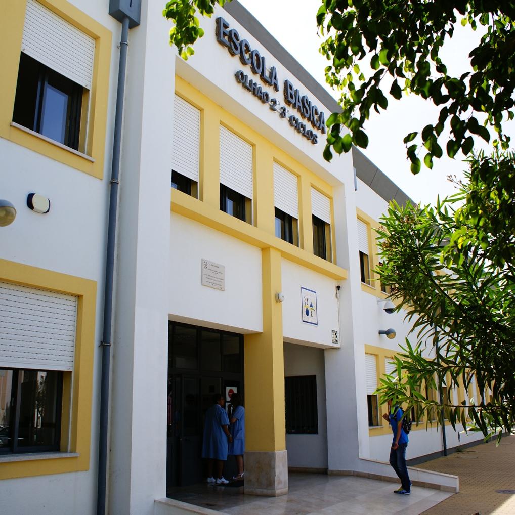 Escola João da Rosa_Olhão