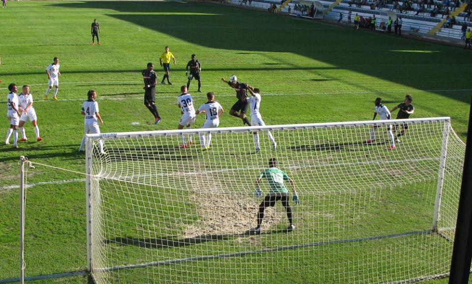 Farense vs Guimarães B 2015