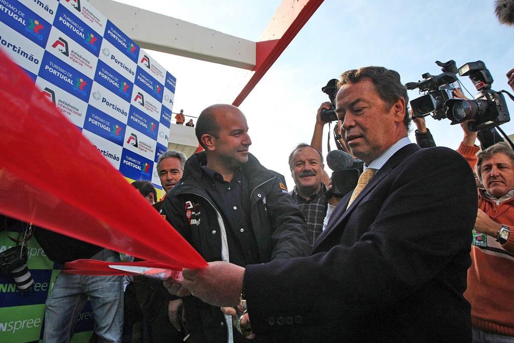 Inauguração do Autódromo