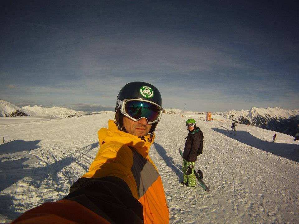 João Saraiva Snowboarding