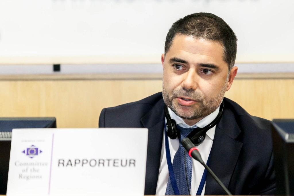 Luís Gomes_Comité das Regiões da UE