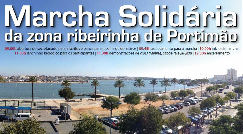 Marcha Solidária Portimão Grato
