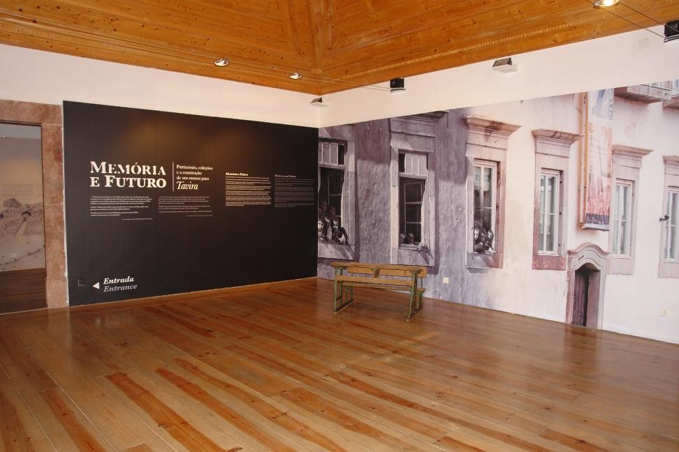 Memória e futuro Museu Tavira