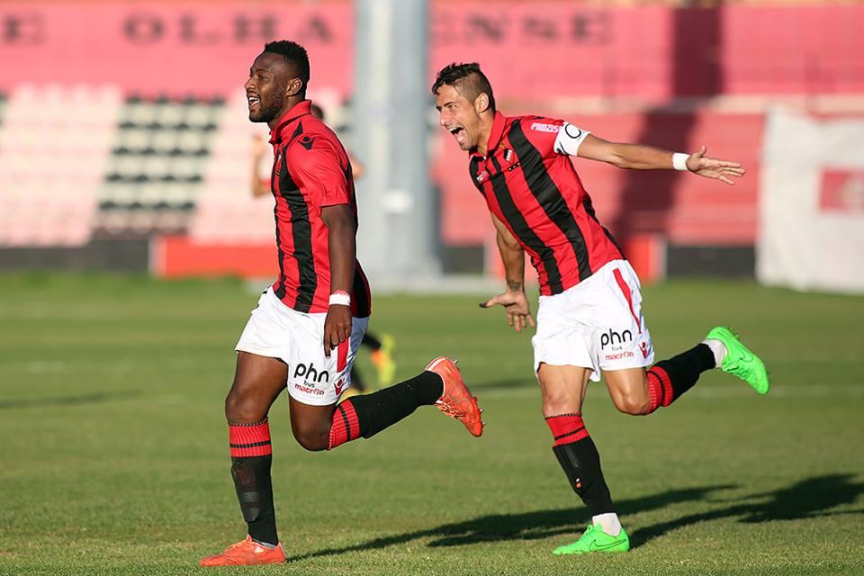 Olhanense vence Braga B
