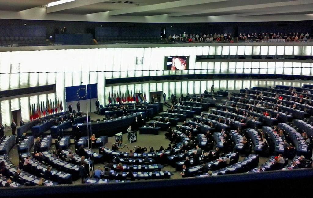 Plenário Parlamento Europeu