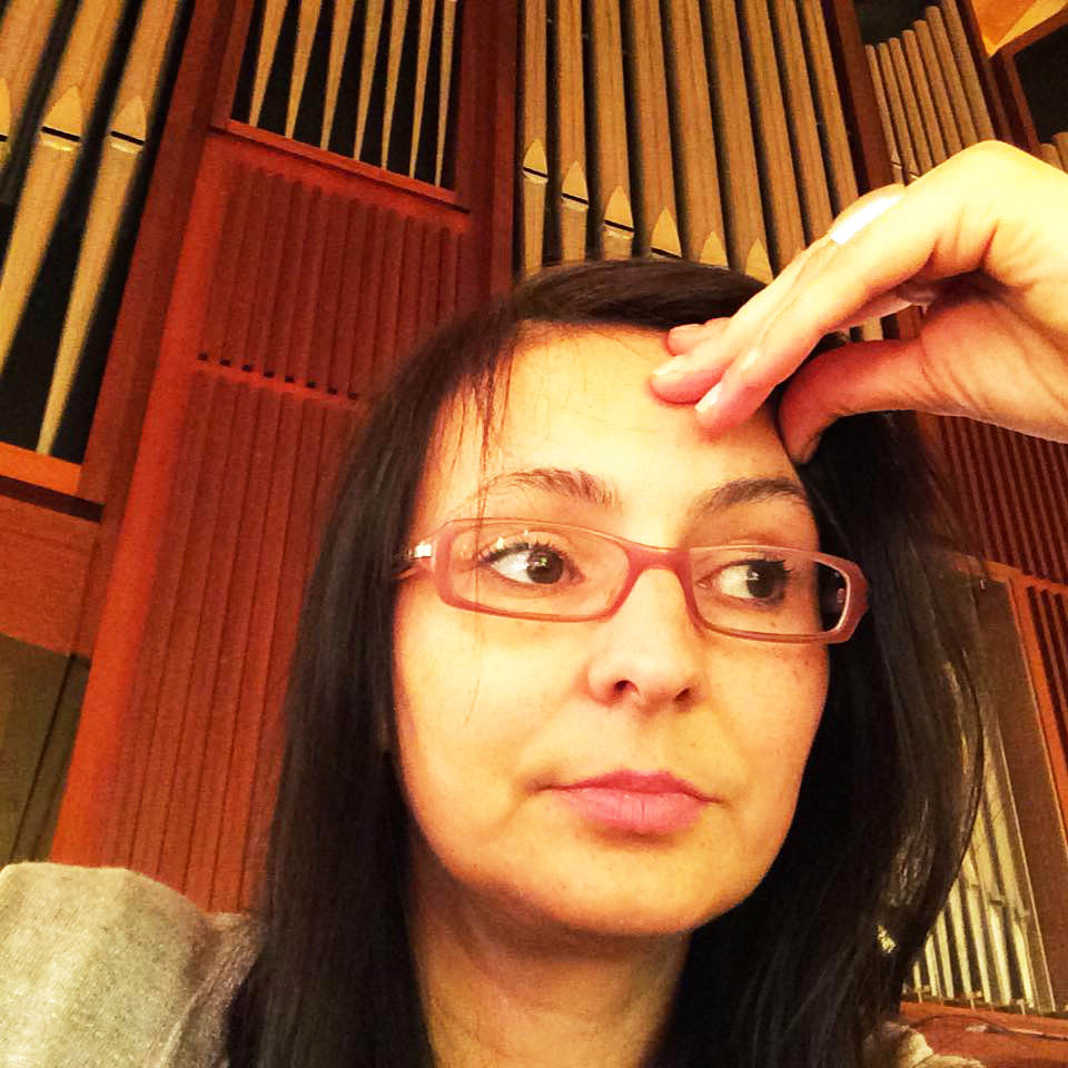 Rute Martins organista