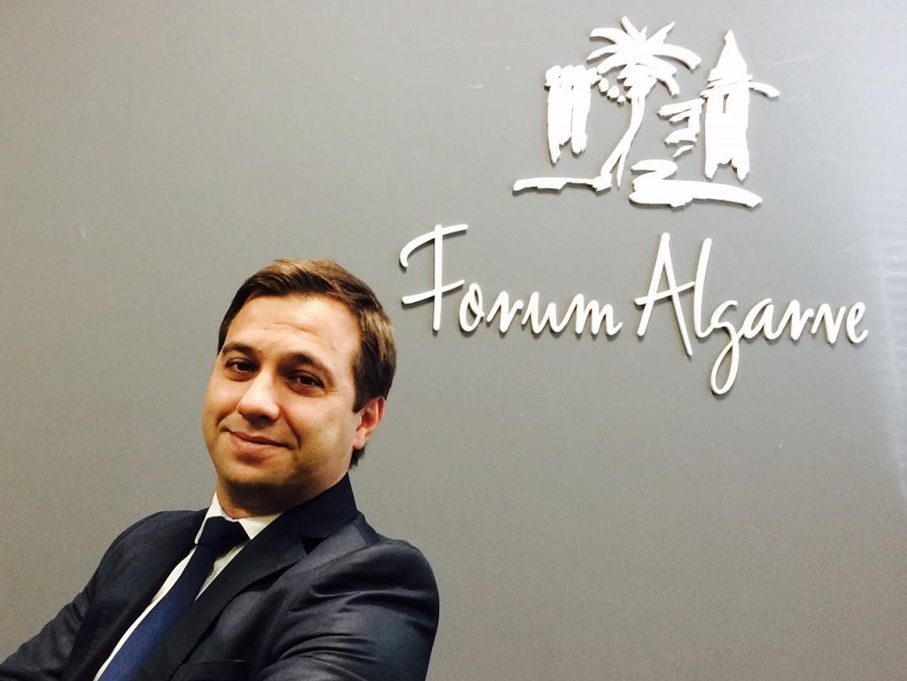 Sérgio Santos_Fórum Algarve