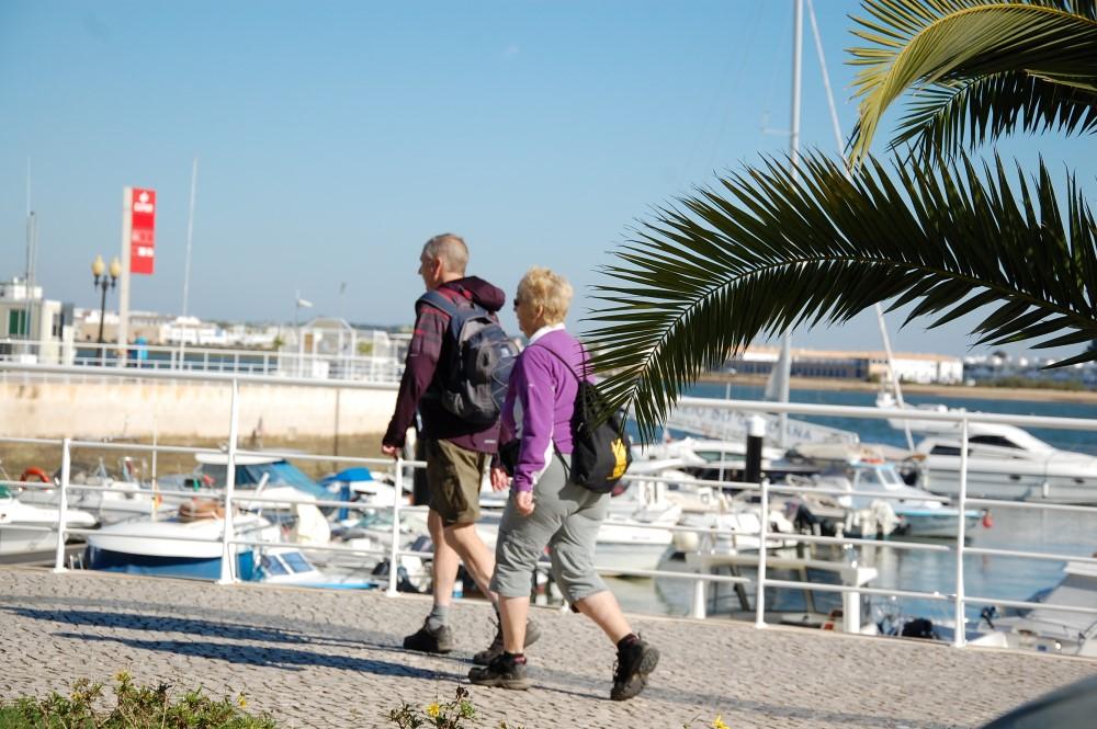 Turistas e Turismo