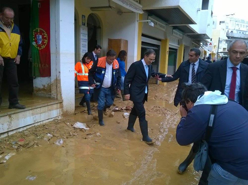 ministro administração interna a visitar Albufeira1