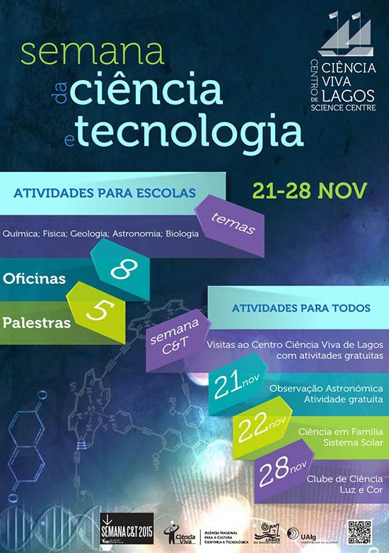 semana ciencia e tecnologia