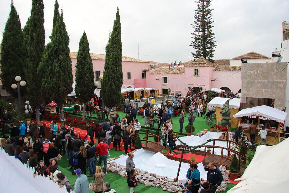 Aldeia de Natal - Loulé 06-12-2015