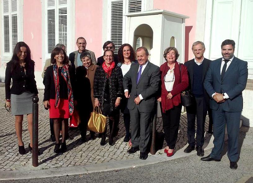 Algarve apresenta Lugares da 1a Globalização em Lisboa