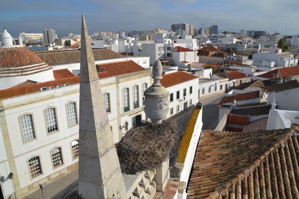 Vista sobre a Cidade de Faro