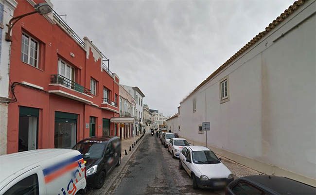 Avenida da República_Rua da Alfândega_Faro