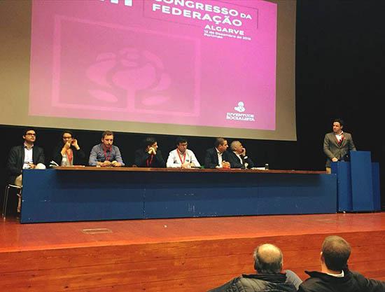 Congresso JS Algarve