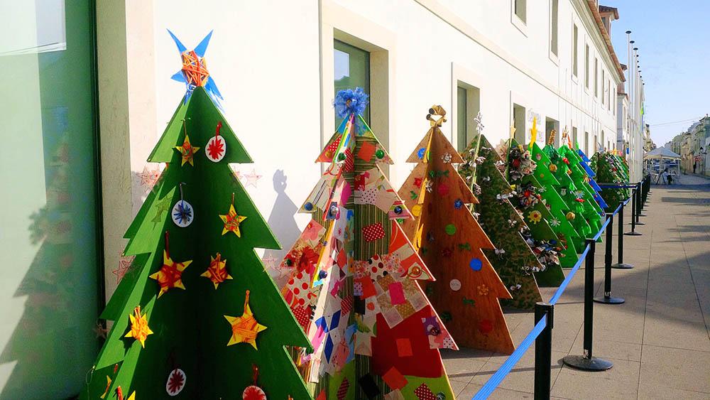 Exposição e concurso de Árvores de Natal (1)
