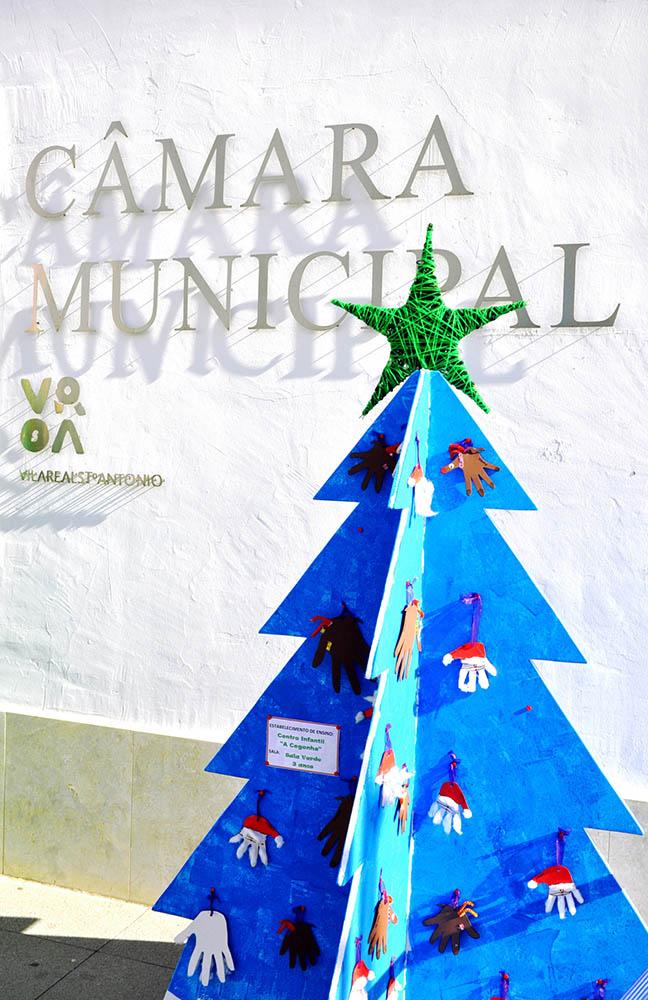 Exposição e concurso de Árvores de Natal (2)