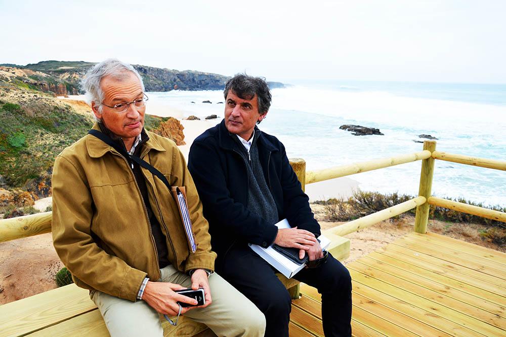 João Alves e José Alberto Guerreiro
