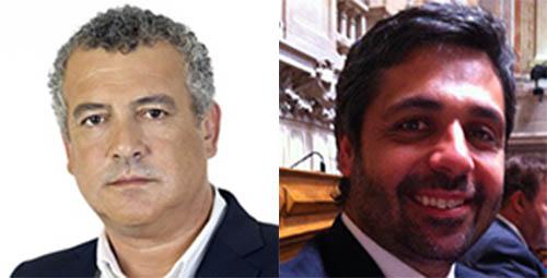 José Carlos Barros e Cristóvão Norte