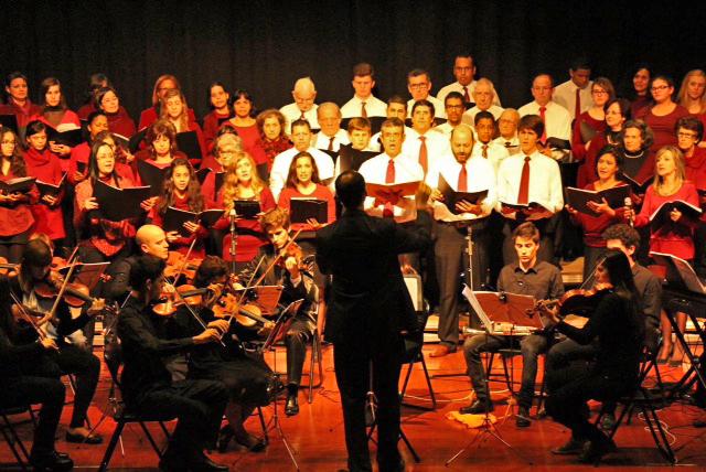 Musical Um Natal Iluminado 1