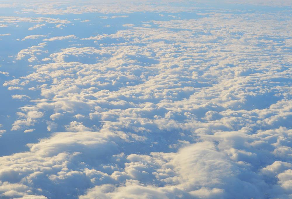 Nuvens e nevoeiro