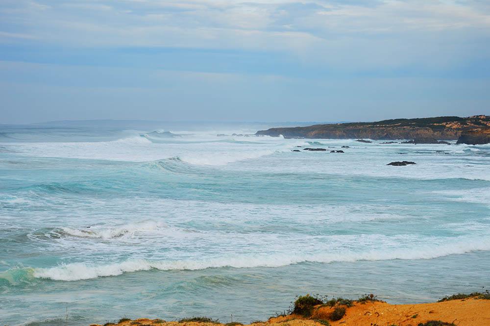 Odemira_litoral_praia do malhão