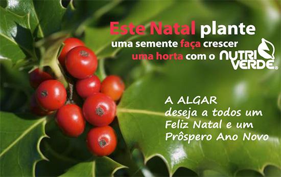 Oferta Natal Algar