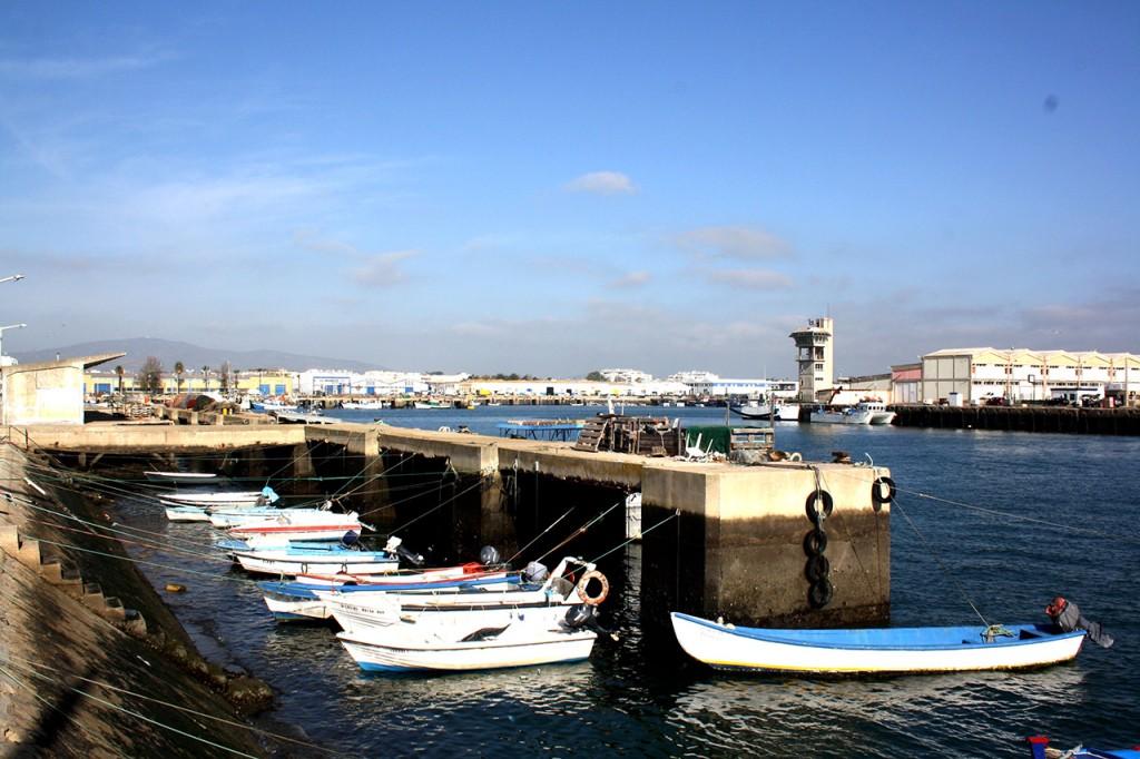 Porto de Pesca Olhão
