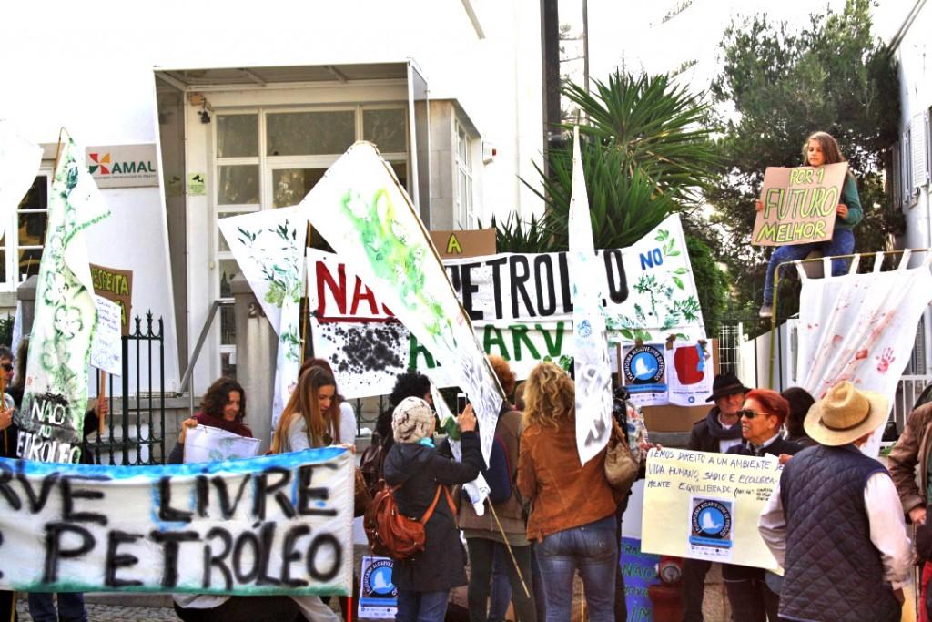 Protesto anti exploração Petróleo Algarve_1