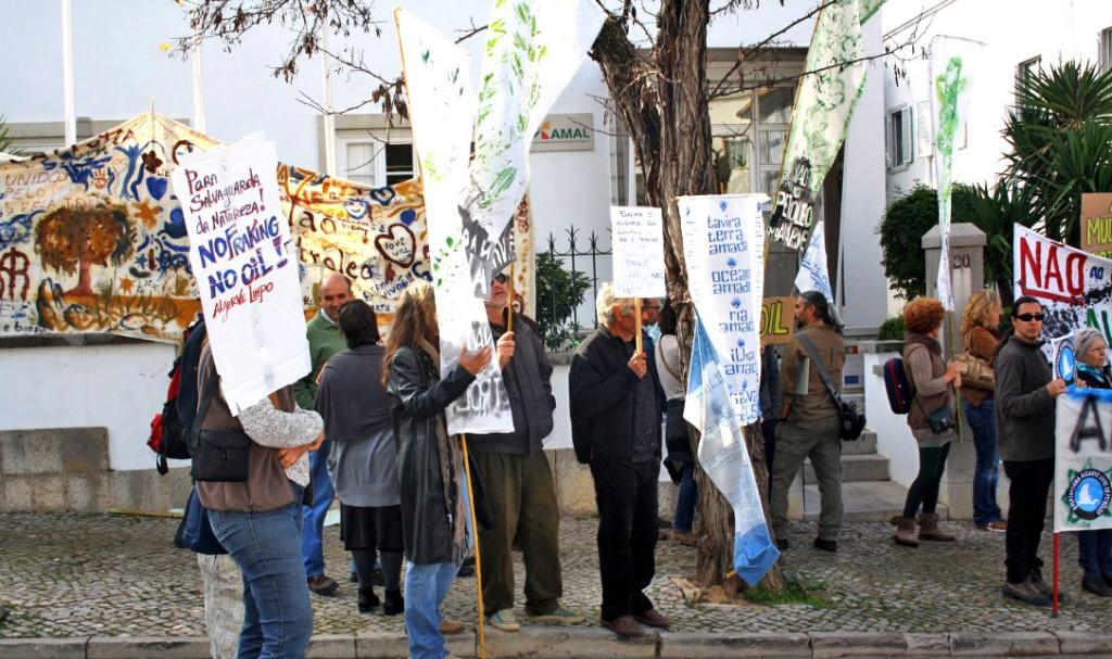 Protesto anti exploração Petróleo Algarve_7