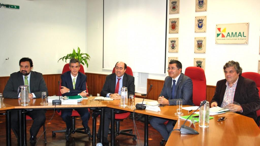 Reunião AMAL ENMC