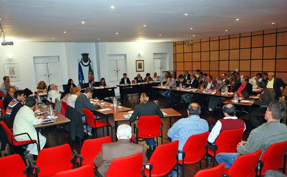 Reunião Assembleia Municipal(1)