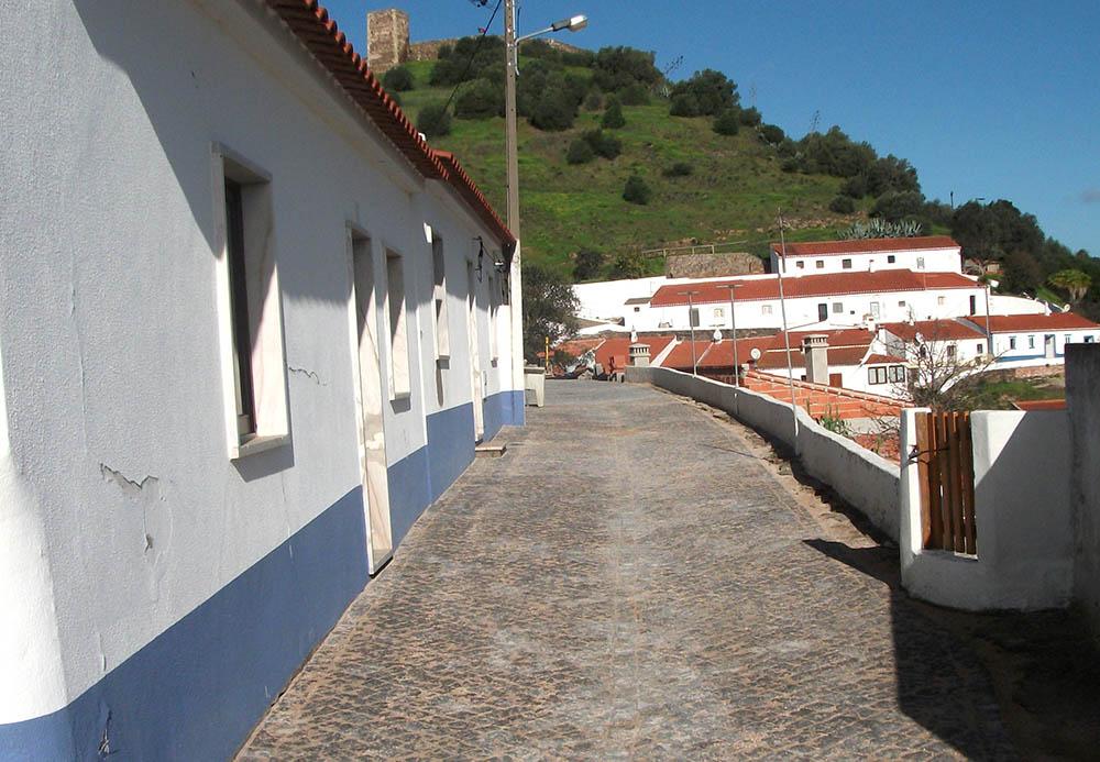 Rua da Encosta - Aljezur (2)